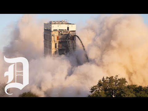 11-story Tower Remains Standing After Implosion Attempt