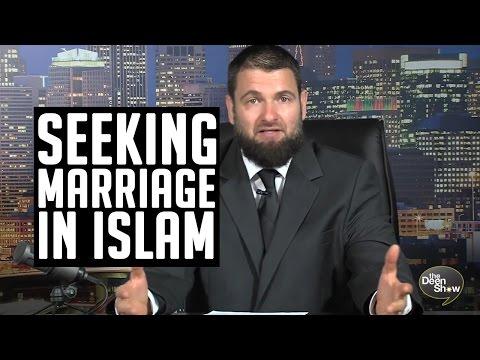Muslim seeking marriage