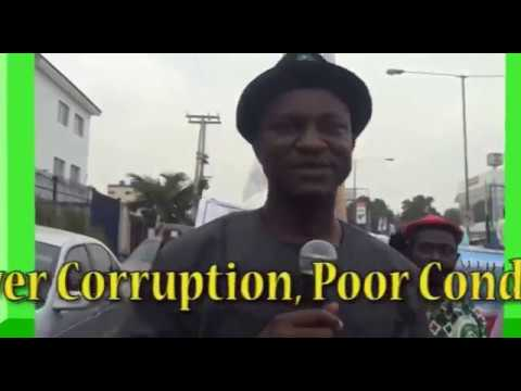 Nigeria's Health Workers Protest Corruption in Lagos