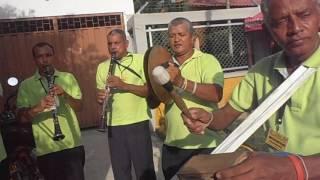 BANDA SAN JUAN PELAYO EN EL 40 FESTIVAL NACIONAL DEL PORRO EN SAN PELAYO