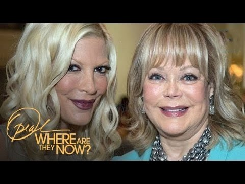 "Candy Spelling's ""Infamous Feud"" with Daughter, Tori 