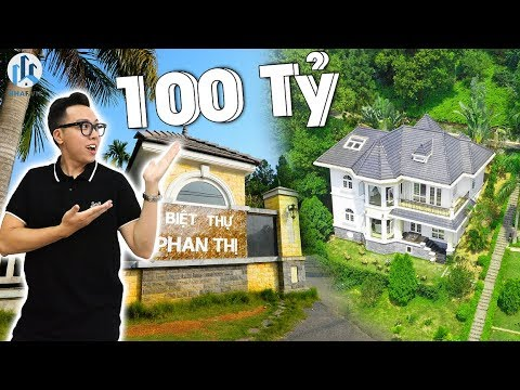 """CHOÁNG NGỢP TRƯỚC """"PHAN THỊ"""" Khu Biệt Thự 50,000m2 Trị Giá 100 Tỷ Đồng – NhaF [4K]"""
