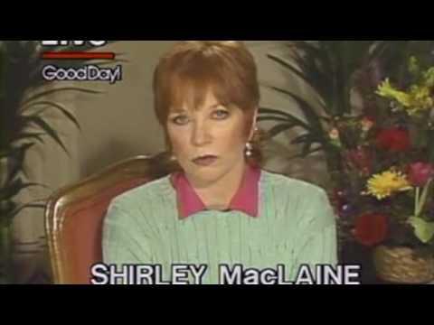 Shirley McLaine on Reincarnation
