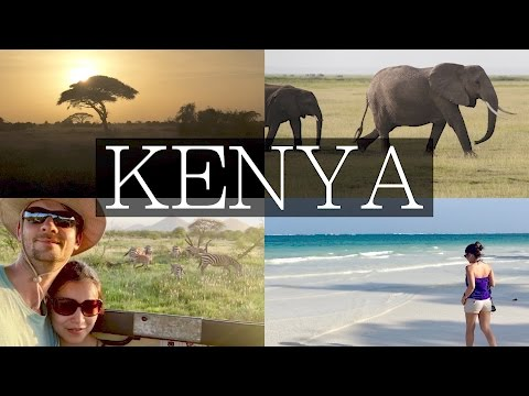 3 Day Kenya Ultimate Safari Drive! Plus Diani Beach, Amboseli, Tsavo West Tour