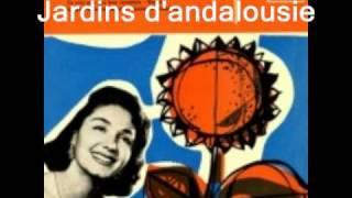 Jardins d'andalousie : Maria Candido.et Paul Durand et son orchestre