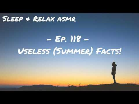 Useless (Summer) Facts!