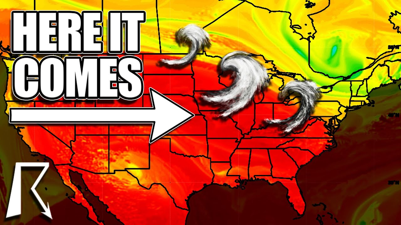 Parade Of Explosive Storms To Bring Tornadoes, Damaging Winds, and more…