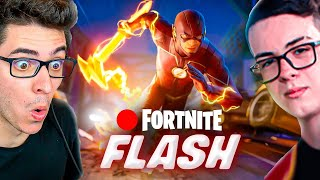 TORNEIO DO FLASH NO FORTNITE AO VIVO COM BLACKOUTZ!!