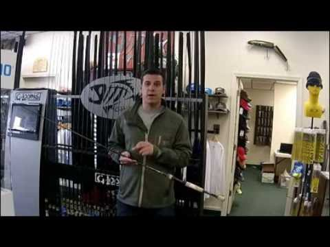 G Loomis NRX 895c JWR - Perfect Football Jig Rod