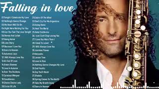 Top 50 Saxophone Romantic Love Song Instrumental - The Best Of Relaxing Instrumental Music