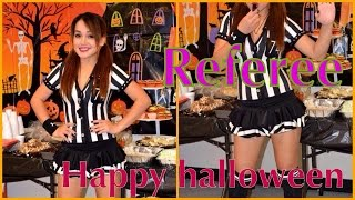 MY REFEREE COSTUME HAPPY HALLOWEEN Thumbnail