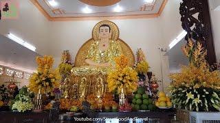 Vietnam Travel - Hoang Phap Pagoda 30 Tet - Tet Holiday 2017 thumbnail
