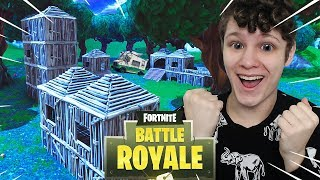 SECRET CITY AT FORTNITE! C/Mike