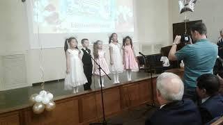 Дети рассказывают стихи на день воспитателя