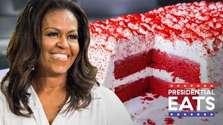 Former White House Chef Reveals Michelle Obama's Fave Cake & The First Lady's Most Inspiring Moments