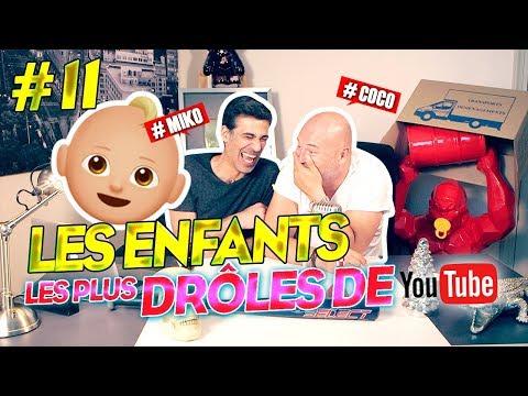 LES ENFANTS LES PLUS DRÔLES DE YOUTUBE - MIKO & COCO #11
