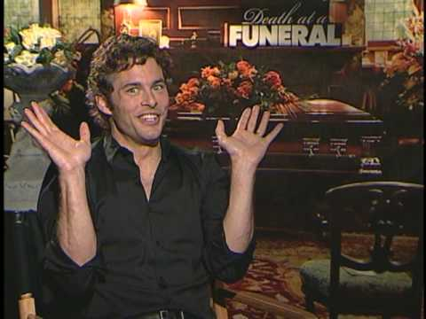 DEATH AT A FUNERAL Interviews with Chris Rock, Martin Lawrence, Tracy Morgan, James Marsden & more!