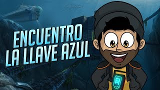 ENCUENTRO LA LLAVE AZUL ⭐️ Subnautica #39 | iTownGamePlay