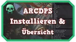 Guild Wars 2 dps meter guide | arcdps meter installieren & Übersicht