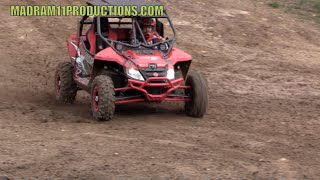 SIDE BY SIDE RACING AT RUSH OFF-ROAD PARK