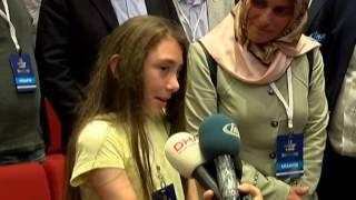 Cumhurbaşkanı Erdoğan'ı Görebilmek İçin Dakikalarca Ağladı