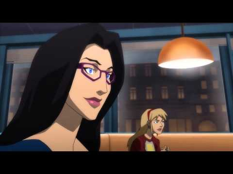 Justice league throne of atlantis caught dating - Superman wonder woman cartoon ...