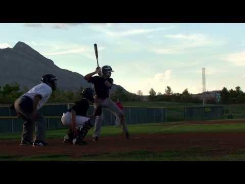 Michael Wong American Legion Baseball #4