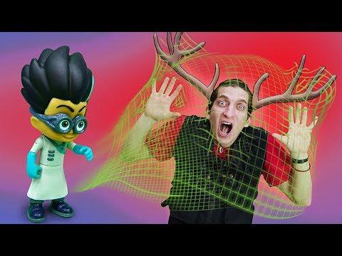 Видео приколы - В ловушке Ромео! - Супергерои спасают животных  в шоу Фабрика Героев.