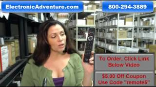 Download philips srp 5004 4 in 1 videos dcyoutube original philips urmt42jhg004 tv remote control 5 off see video for code electronicadventure fandeluxe Image collections