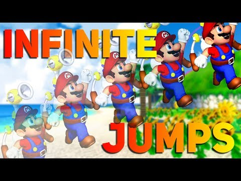 Exploring a New Glitch That Allows Mario to Jump Infinitely!!
