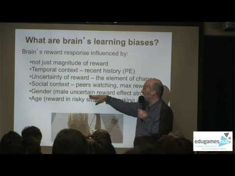 Dr Paul Howard-Jones on Minds, Brains and Learning Games at #LEGup