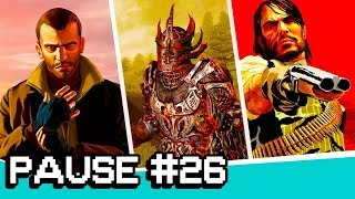 Vídeo - A era dos jogos de mundo aberto | Pause #26