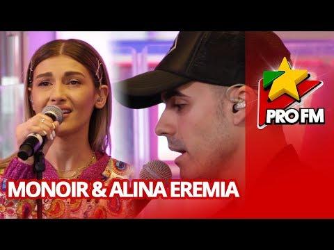 Monoir feat. Alina Eremia - Freeze | ProFM Live Session