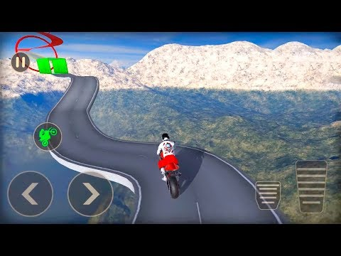 Extreme Bike Stunts Game 2019 Dirt Motorcycle Stunt Game Bike Games 3D For Android