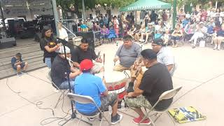 THUNDER BOYS  - SANTA FE  PLAZA 2019  Set 2