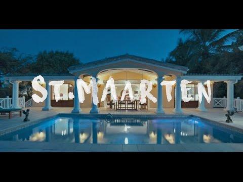Sint Maarten Villa (GoPro & drone)