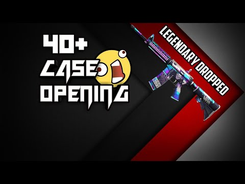 Crazy Case Opening - Standoff 2 | Rxsher