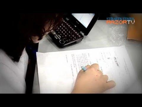 Singaporean parents not worried (Local vs foreign students Part 4)