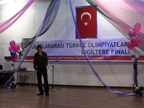 Yunus TEZGEL (1inci) - Mehmet Akif Ersoy - Kocakari ile Ömer