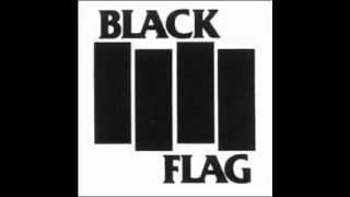 Black Flag-White Minority
