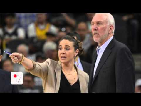 Becky Hammon becomes the first female to join NBA All-Star coaching staff