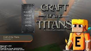 Video Craft Of The Titans Mod   Tutorial Video Learning