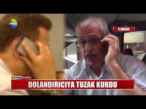 Dolandırıcıya Tuzak Kurdu