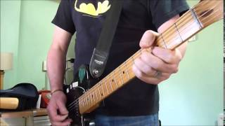 Guitar bit to Baroque Bordello by The Stranglers