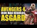 Avengers 4 Phase 4 Iron Man Rebuilds Asgard mp3