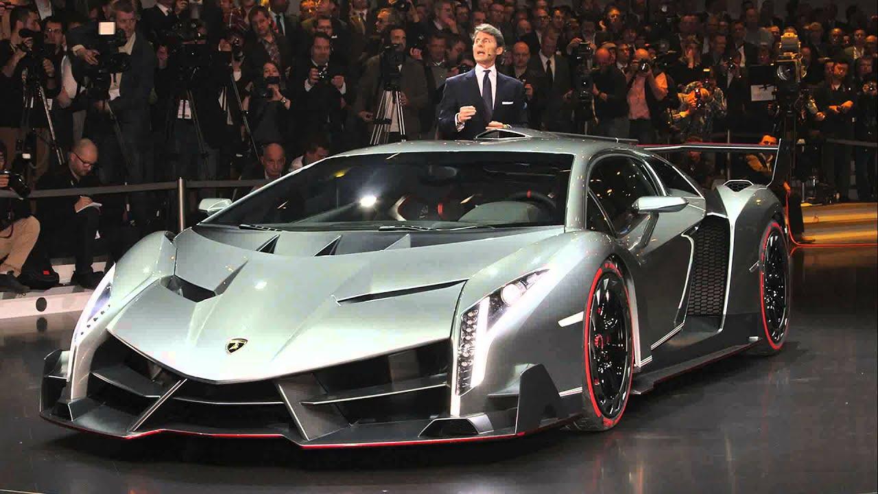 Lamborghini veneno wiki