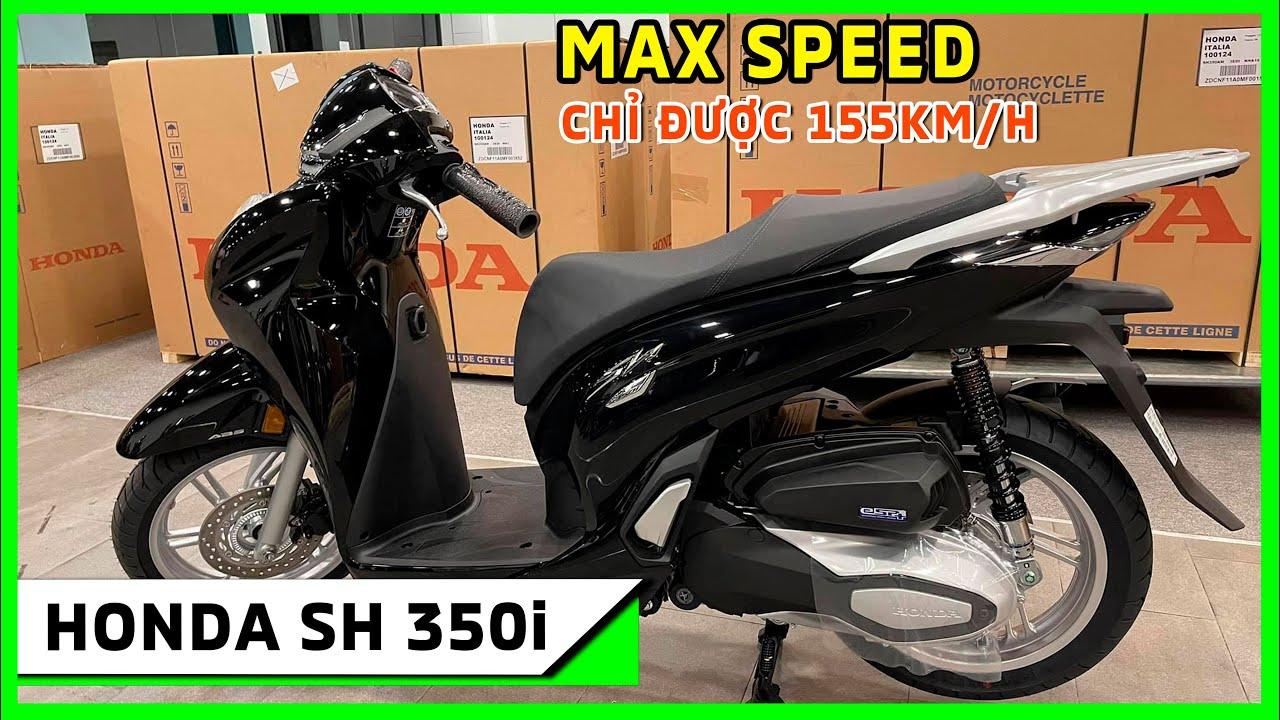 """🟡 Chi Tiết Honda """"SH 350i 2021"""" giá bằng chiếc Kia Morning 🟢 CUA Vlog61"""