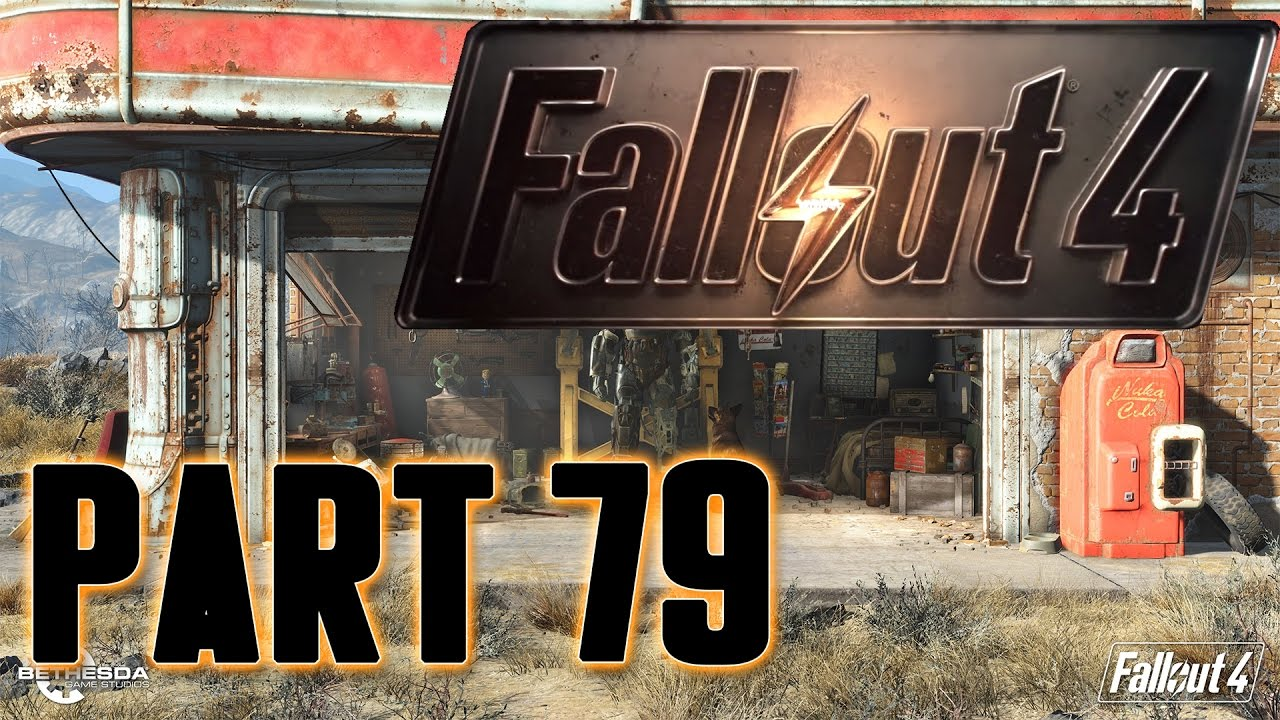 Lets Play Fallout 4 Stream German Part 79 Geiselbefreiung