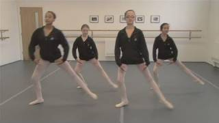 How To Learn The Ballet Glissade