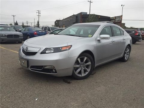 pre owned 2012 acura tl near calgary ab davis chevrolet youtube. Black Bedroom Furniture Sets. Home Design Ideas